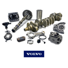 Spare Parts for Truck Running Gears: Volvo