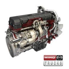 Truck Engines: Hino