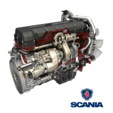 Truck Engines: Scania