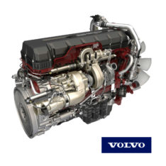 Spare Parts for Truck Engines: Volvo