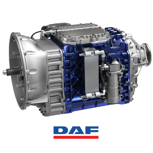 Truck Gearbox Daf