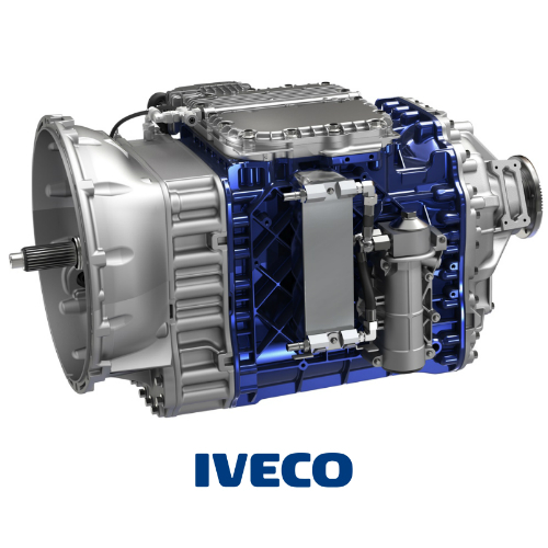 Truck Gearboxes: Iveco