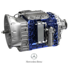 Truck Gearboxes: Mercedes Benz