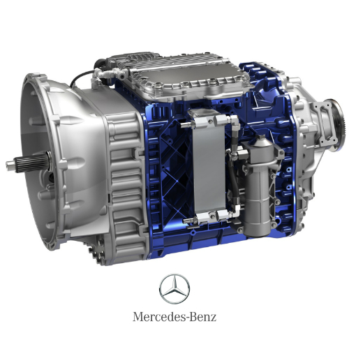 Truck gearboxes mercedes benz for Mercedes benz truck parts