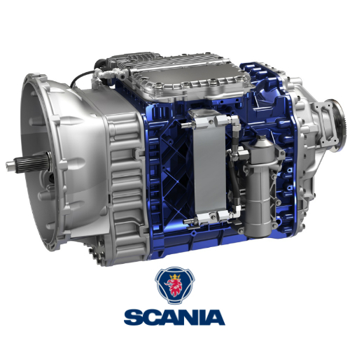 Truck Gearboxes: Scania