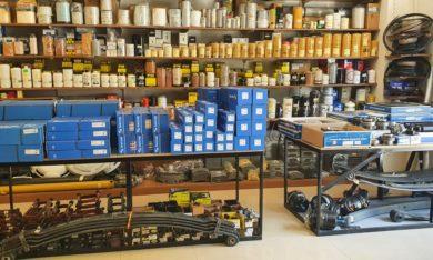"""""""Global Parts"""" Spare Parts Shop"""